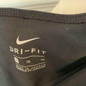 Nike Pants - Nike leggings Capri black XL